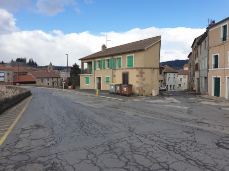 Maison Viager occupé à Langogne