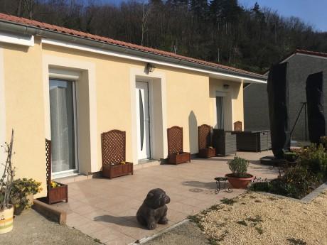 Maison Viager occupé à Saint-Vallier