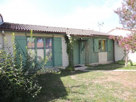 Maison Viager occupé à Parempuyre