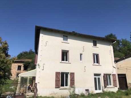 Maison Viager libre à Thizy-les-Bourgs