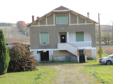 Maison Vente à terme libre à Blanzac-Porcheresse