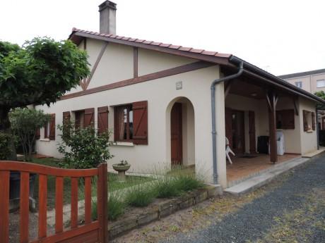 Maison Viager occupé à Langon