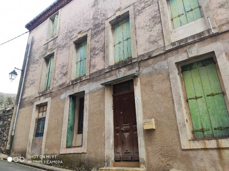 Maison Viager occupé à Saint-Thibéry